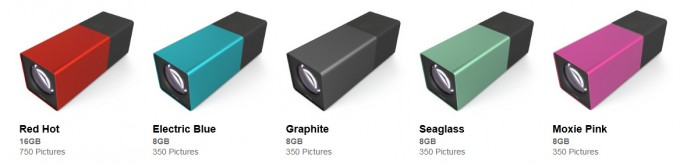 The Lytro LightField Camera Family
