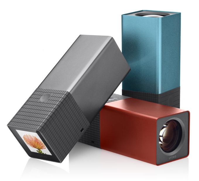 Lytro ships the world's first consumer light field camera in February of 2012.