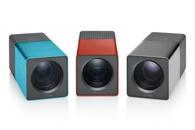 Lytro Lightfield camera (photo: Lytro.com)