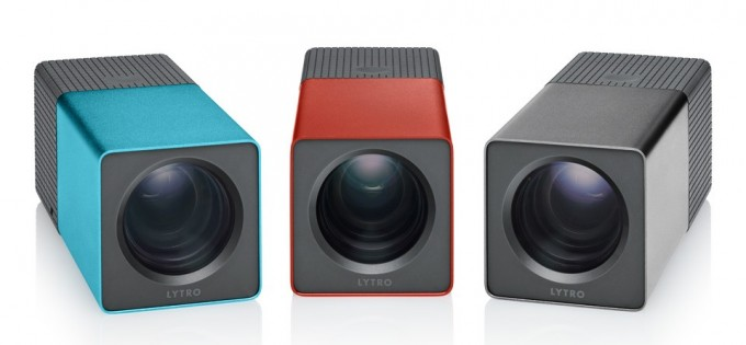 Lytro Light Field Camera (photo: Lytro.com)