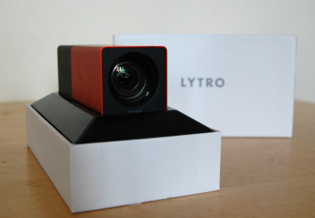 Test Report: Ordering a Lytro from Europe (Photo: Mashable)