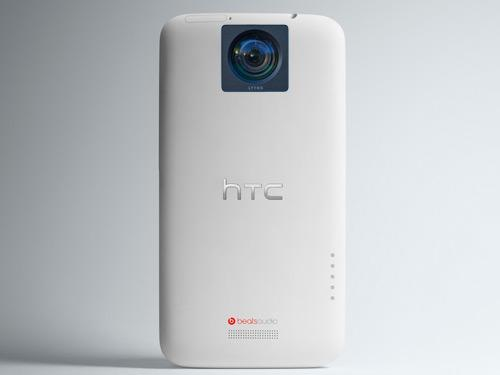 Apple and HTC racing to build the first LightField enabled smartphone camera? (Mockup: PCAuthority)