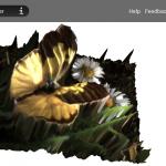 Raytrix Android App: Interaktive Bildrotation und -neigung