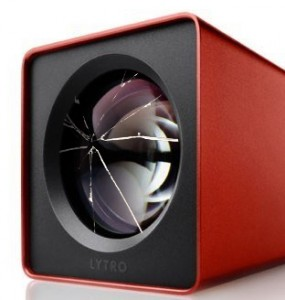 Break your Lytro Camera? Lytro offers cheap repairs/replacement outside of Warranty