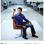 Entrepreneur of the Year: Ren Ng discusses his innovative Work [Feature Video]