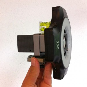 Lytro Camera Accessories: LED Artificial Lighting for your LightField Camera (photo: Axel Schuch)