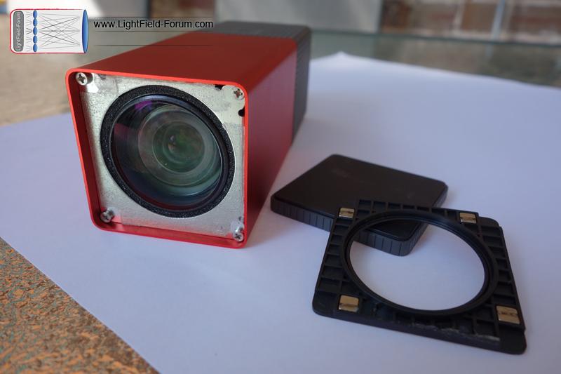 How to disassemble a Lytro Camera, part 1