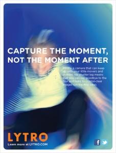 Lytro Print Advertising: a Concept by Erin McKnight