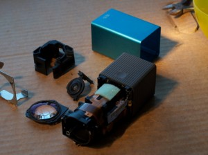 How to disassemble your Lytro Camera (photo: Josh Reich)
