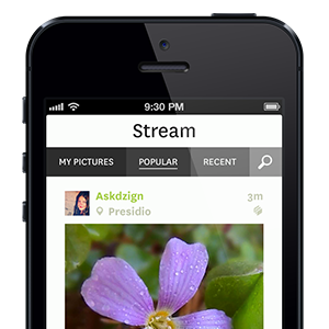 Lytro Mobile: iPhone App for WiFi Transfer from Camera, On-The-Go Sharing and more