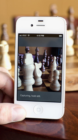 FocusTwist App: More Software Refocus for your iPhone (picture: Arqball)