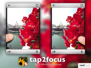 tap2focus: Interaktiver Software-Refokus für iPhone