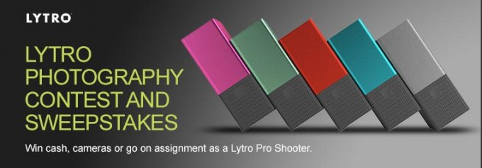 Lytro Starts First International LightField Contest