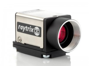 Raytrx R5 High-Speed LightField Video Camera (photo: Raytrix GmbH)
