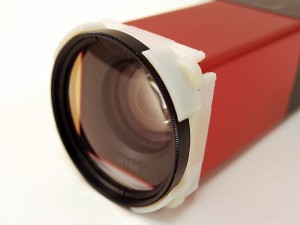 DIY Next Generation: Custom 3D-printed 49 mm Lytro Filter Adapter (photo: Perry-Myworld)