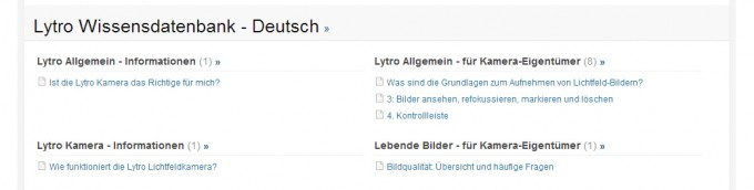 Welcome to Austria, Germany and Switzerland, Lytro!