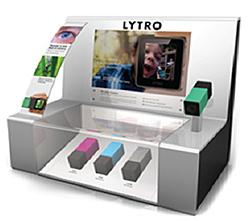 Lytro in Germany and Austria - these Vendors sell the Camera starting July 15 (picture: Ringfoto)
