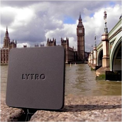 Lytro international: UK sales start July 22 (picture: Dupuis)