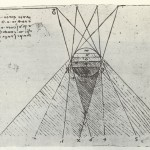 The Notebooks of Leonardo Da Vinci contain numerous studies about Light, Shadow and Perspective