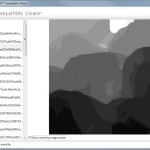 Lytro Compatible Viewer: processed depth map display