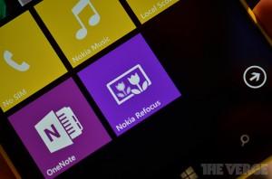 Nokia Refocus: Refocus App für Lumia Smartphones mit Windows Phone 8 (Foto: The Verge)
