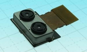 Toshiba TCM9518MD: Dual-Kameramodul mit Software Refokus für Smartphones (Bild: Toshiba)