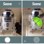 Seene: iPhone App erzeugt 3D Modell für Perspektiven-Effekt (Bild: MakeUseOf)