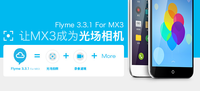 Meizu MX3 gets Software Refocus, MX4 rumoured to feature Lightfield Camera