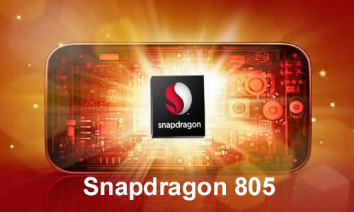 CES 2014: Qualcomm Demonstrates Snapdragon 805's Computational Power (picture: Qualcomm)