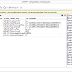 Lytro Compatible Communicator: Event Stream (screenshot: Jan Kucera)