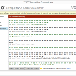 Lytro Compatible Communicator: Raw-Kommunikation (screenshot: Jan Kucera)