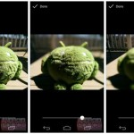 Lens Blur: Google Camera App for Android gets Refocus and Adjustable Depth of Field (picture: Android Police)