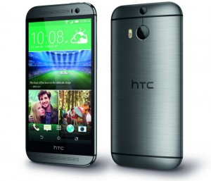 HTC One M8: the World's First Dual Camera Smartphone? (picture: HTC)