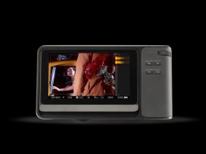 Der Lytro Button bietet interaktives Tiefenfeedback in Echtzeit (Bild: Lytro)