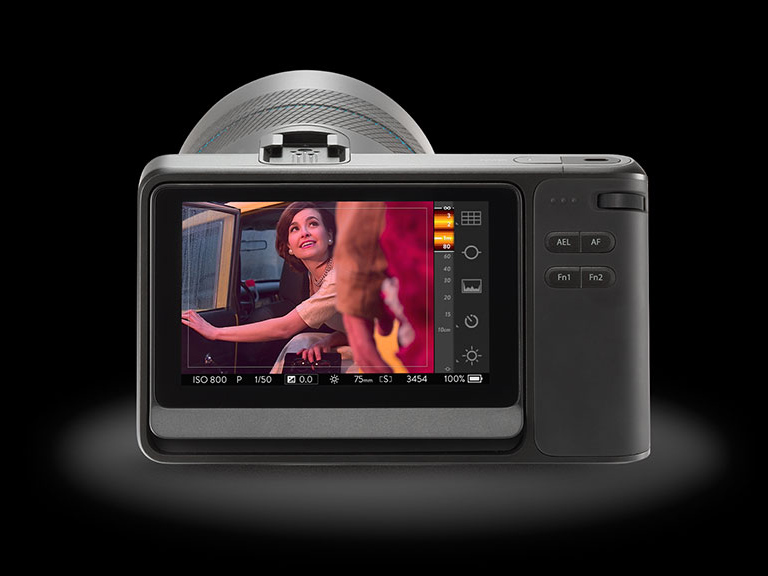 Lytro Illum: Professional-grade Light Field Camera (picture: Lytro)