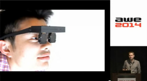 Nvidia Near-Eye Light Field Display: Binocular OLED-based prototype (Youtube Screenshot)
