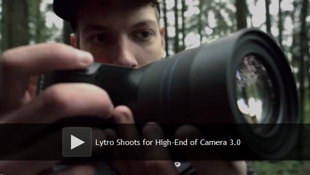 NYFP: Lytro shoots for High-End of Camera 3.0