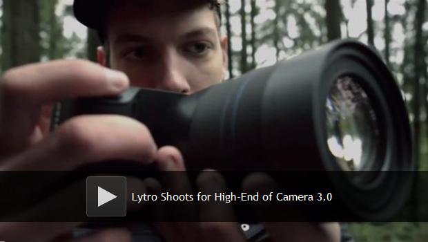 NYFP: Lytro shoots for High-End of Camera 3.0