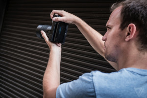 The new Lytro Illum Light Field Camera (photo: The Verge)