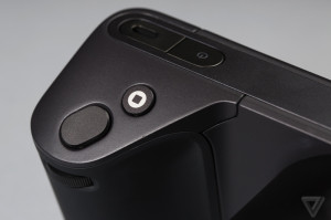 Lytro Illum close-up picture (photo: The Verge)