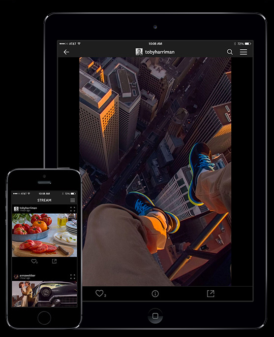 Lytro Mobile for Illum: iPhone and iPad App to be Released Tomorrow (picture: Lytro)