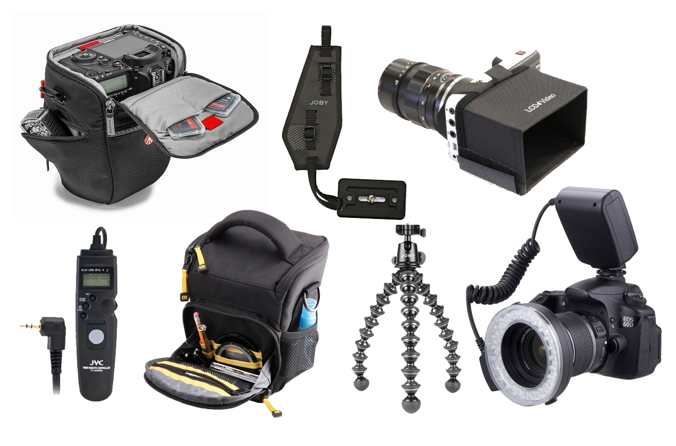 Lytro: List of Third-Party Accessories Compatible with Lytro Illum