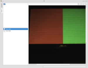 Lyli Screenshot: RAW image viewer -- Lytro in Linux: Lyli Aims to Become Open-Source Alternative to Lytro Desktop