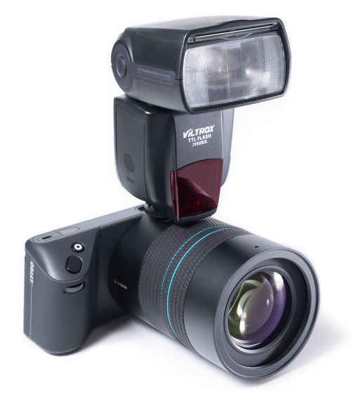 Lytro Illum: New Lytro TTL Flash and Firmware v1.1.1 (picture: Lytro)