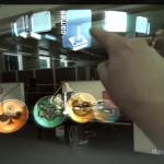 Augmented Reality Game Demo: Victory, Ray Gun Rampage - Magic Leap: Promo Video Teases AR Headset (Youtube Screenshot)