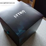 Lytro Illum Unboxing