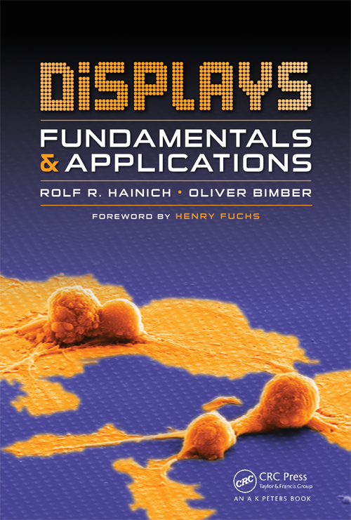 Displays: Fundamentals and Applications [Free Ebook]