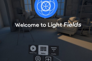 Google Präsentiert Lichtfeld Virtual Reality mit gratis Steam VR App für Vive, Rift, Windows (Bild: shacknews.com)