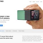 Lytro Light Field Camera (1st Gen.) - Official Product Information (Website Screenshot, 12.01.2013)