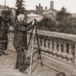 Taking an Integral Photograph (picture: Estanave, in: La Nature, 1926)